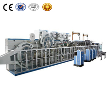 Full Automatic disposable adult diaper production line/Full-auto adult diaper making&packaging machine