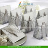 Silver Wedding Favour Favor Boxes Sweet Cake Bag
