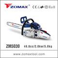 Herramientas de jardín ZOMAX ZM5030 de madera mini bar con motor de 2 tiempos