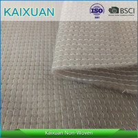 polyester stitchbonded nonwoven fabric shoe lining material