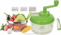 2015 Hot selling chop salad chopper