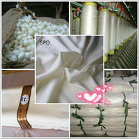 Export to England with pure silk Bosky fabric with protein fiber from Tongxiang City ,China Mainland