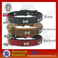 Fashionable and waterproof leather dog leashes in many size