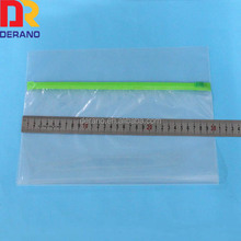 LDPE slider bag/zip bags/ for food plastic resealable slider bag