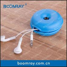 Boomray wholesale round soft TPR turtle wire clip connector