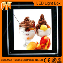 Best seller LED light box / led flashing poster / led light sign