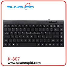 USB Wired Mini Laptop Keyboard