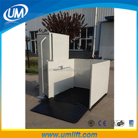 2015 good selling man lift for disabled