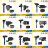 8 Pack auto Ignition Coils HIGH PERFORMANCE parts for Multispark Blaster Epoxy Coil DG508