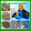 Hot selling Dry Way Floating Feed Pellet Extruder Machine with CE 008613253417552