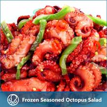 frozen baby octopus(Frozen Seasoned Octopus Salad)