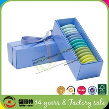 New product hot selling cardboard box snack packaging