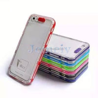 Small MOQ LED TPU Case For iPhone Brand In stock