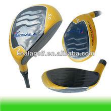 Customized golf hybrid and New style golf hybrid,Fashion Golf club head