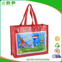 Luxury laminationation shopping bag gift bag cloth bag handbag