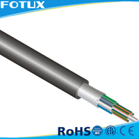 GYFTY 24-pair multimode underground optical fiber cable