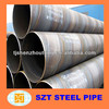 API 5L Spiral Welded Steel Tube construction materials price list