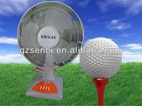 16 inch 2013 best selling orange table fan