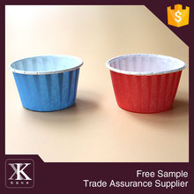 High Quality Disposable Paper Packaging Cupcake Tray