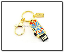 New style hot sale jewelry butterfly usb