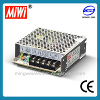 MiWi S-25-5 Single Output Switching Tattoo Power Supplies