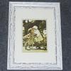 "New Plastic Moulding Love Photo Frame W3.6cm(1.42"")xH2.6cm(1.23"")"
