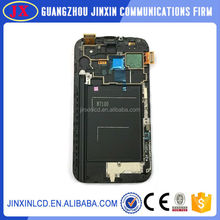 100% Original lcd touch screen digitizer for galaxy note 2 n7100