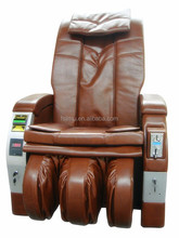 New hospital health machine portable paper money operated massage chair