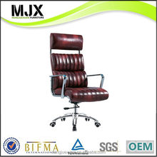 Design new arrival useful red modern cute office chair
