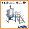 Electric heating mixer three layers with heating system shampoo mixer, lotion mixer SS316L