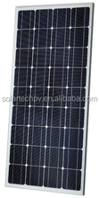 Very popular 150W mono solar panel, cheap price, manufacturer in china