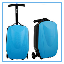 2015 factory matured product yongkang scooter luggage