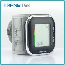 Popular new design Unique wrist fuzzy blood pressure monitor