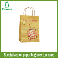 High quality export fried chicken wings food paper bag