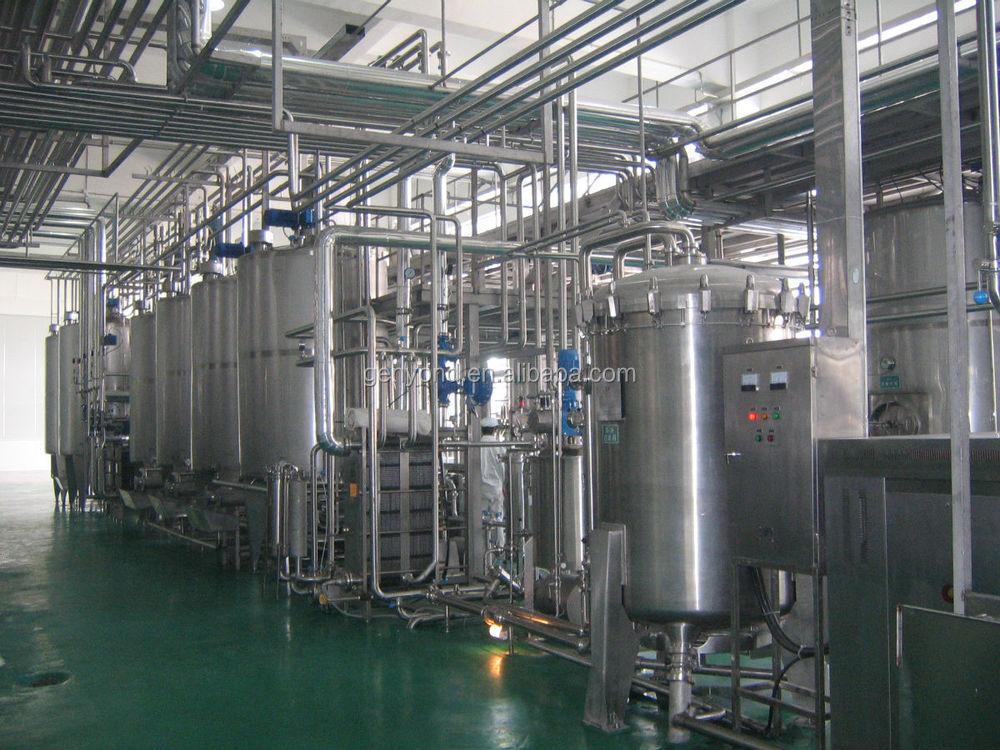 Mini Dairy Processing Plant : Mini dairy plant equipment small milk processing