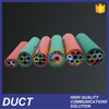 HDPE Microduct for air blowing fiber,Red Color, low friction micro duct