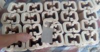 white wooden led alphabet letters wholesale