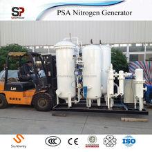 Nitrogen Usage PSA Nitrogen Gas Plant