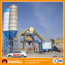Hzs35 precio bajo tipo tolva planta de mezcla de concreto de mini estabilizado suelo a la venta en UAE
