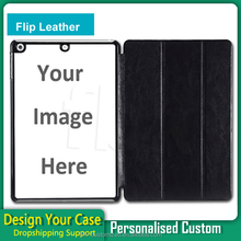 Hot selling customized smart flip case cover for ipad air