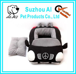Dog Warm Room Cat Car Bed House Sofa Bed Tote Pet Car Bed