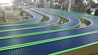 2400 Flexible Modular belt conveyor system