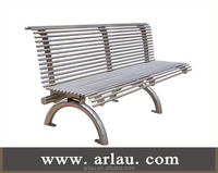 Stainless Steel Seating Bench for Outdoor use