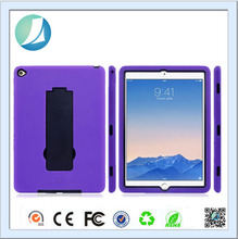 Factory Price Shockproof Kickstand Robot Case For iPad Air 2