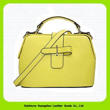 15031 2015 Guangzhou Urban fashion Artstyle female genuine leather ladies handbag manufactures