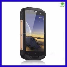 IP67 Waterproof Dustproof Shockproof Phone/4G/3G/GPS/BT/WIFI/FM/CE/ROHS/5 inch Big Mobile Phone Display Screen