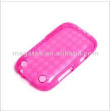 for Blackberry curve case , phone case phone accessories for blackberry 9220 tpu gel case