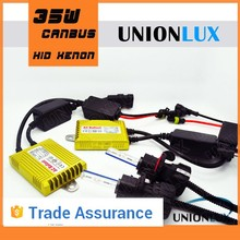 Unionlux lighting AC 35W CANBUS xenon HID kit hid light focus wholesale