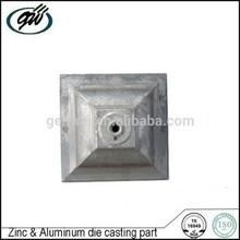 OEM precision aluminum die casting parts/pressure die casting parts