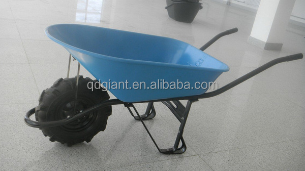 heavy duty construction wheelbarrow for sale WB7214
